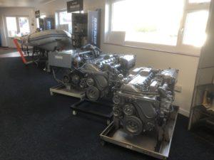 Yanmar 6LP 315 HP (full rebuild)   Dave Crawford Marine